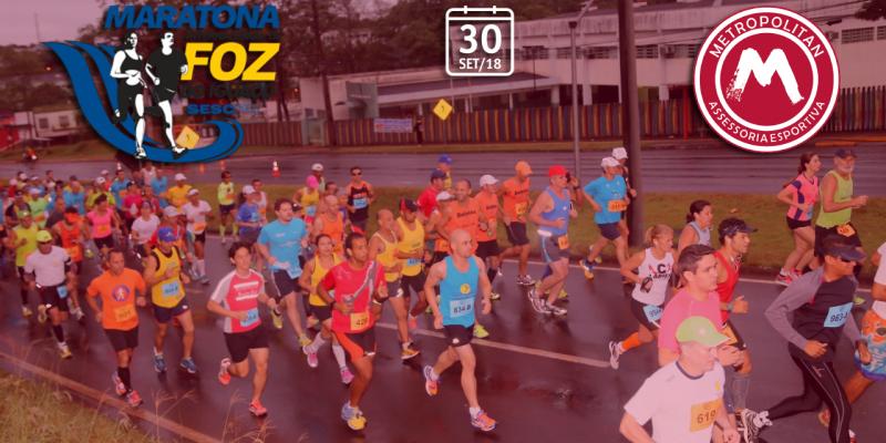 Maratona Internacional de Foz do Iguaçu - 2018