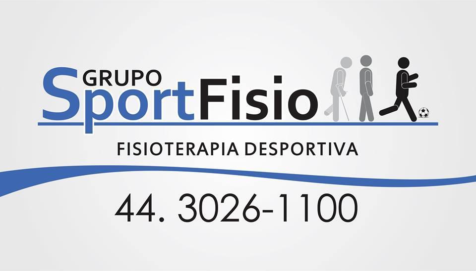 Patrocinador confirmado - Grupo SportFisio